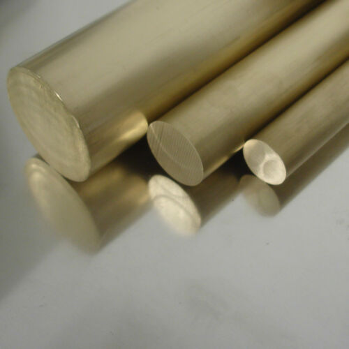 Brass Round Ø 20mm ms58 length selectable round material CuZn 39pb3 Round Rod Bar