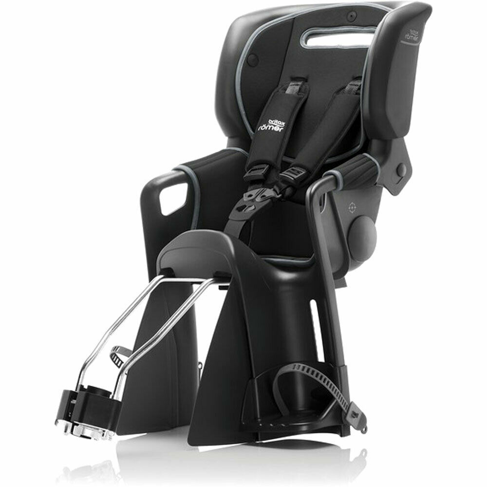 Romanos-britax asiento infantil jockey 3 Comfort negro inflexión referencia ve1 negro gris