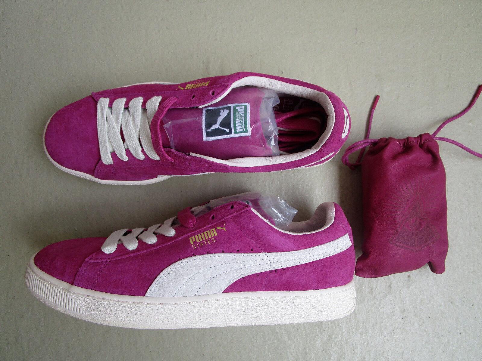 Shadow Society X States Puma States X 45.5 Pink/Pink-blanc 23b1cc