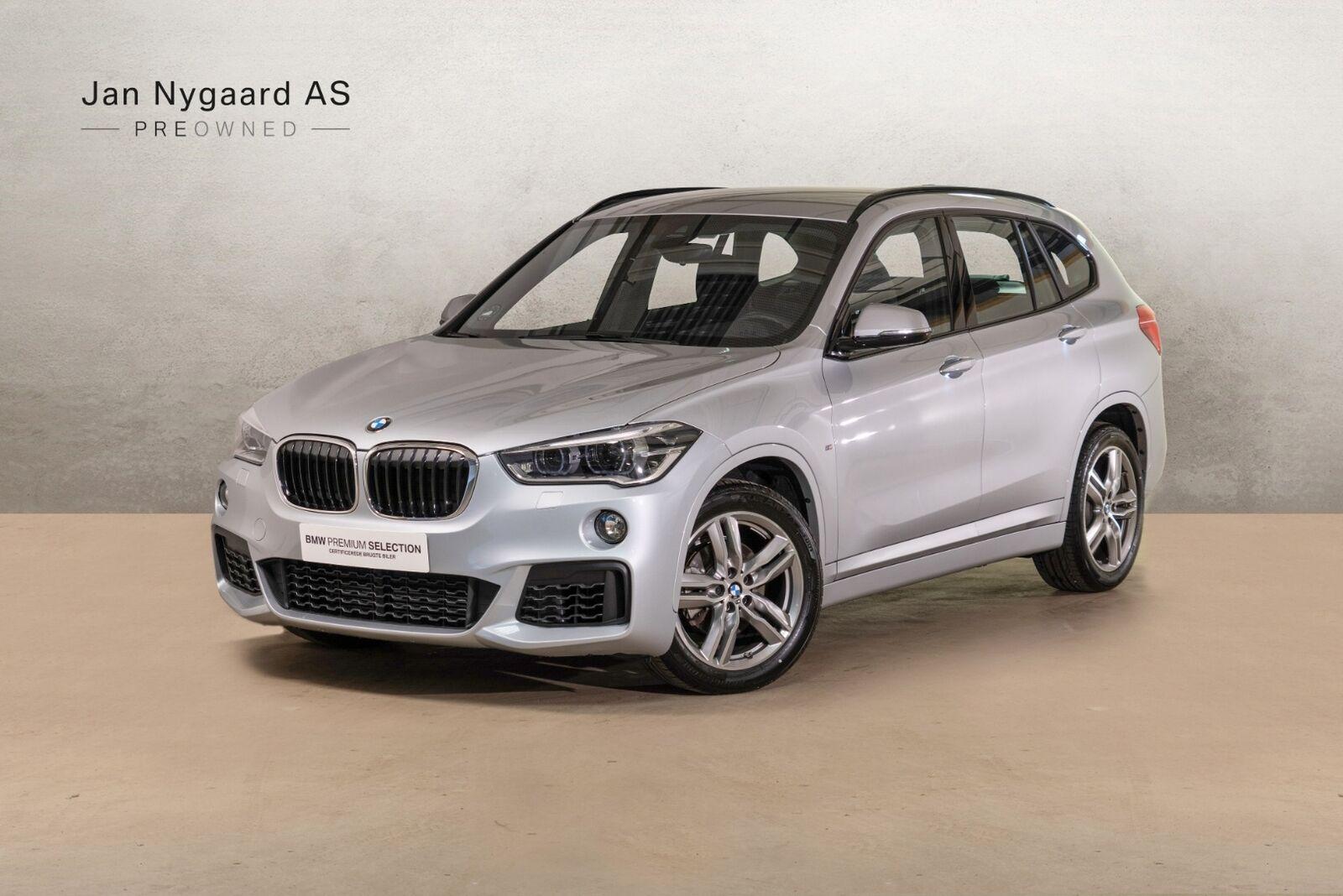 BMW X1 1,5 sDrive18i M-Sport aut. 5d