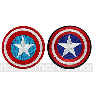 Embroidered-Sew-On-Patches-Iron-On-America-Captain-Badge-Transfer-Fabric-Clothes