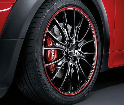 Con applicatore, Oro Strisce Auto adesive cerchi rifrangenti riflettenti marca 3M stripe for wheel StickersLab