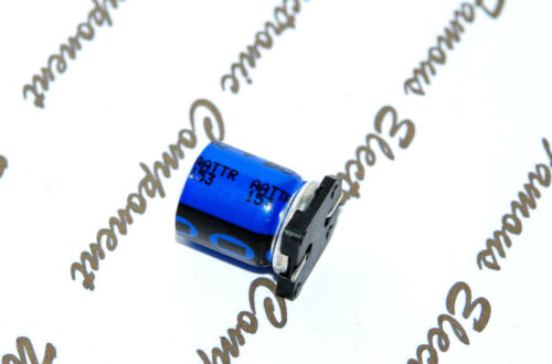 16V SMD Surface Mount Electrolytic Capacitor Vishay BC 153 470uF 470µF 2pcs