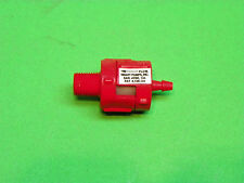 """New*  Lot of 3 Smart Products Check Valve 302/314  1/8"""" Barb to 1/8""""NPT  1A2"""
