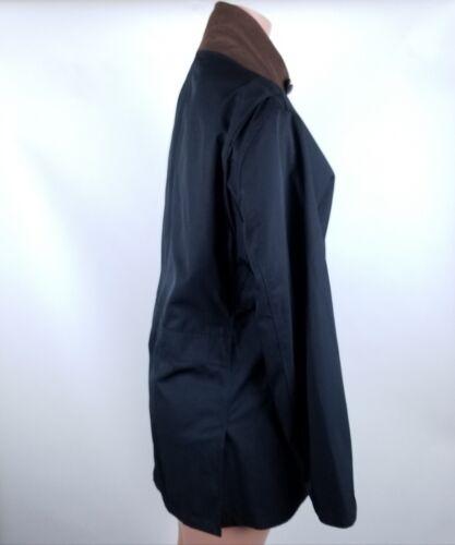 Brooks Lined Coat Størrelse Jacket Brothers Kvinders M Sort Light Linned rqrYB8x