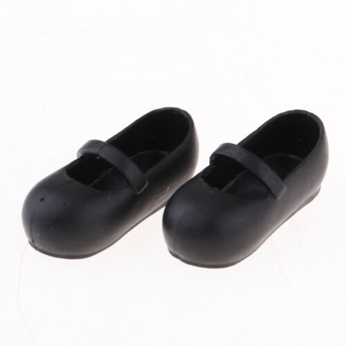 Lovely 1//6 BJD Shoes Belt Ballet Shoes Flats for Blythe Clothing Accessory