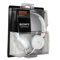 For Sony Mdr-zx100 Outdoor Stereo Headphone Over The Ear Headphones Servi