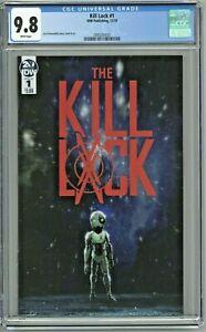 Kill-Lock-1-CGC-9-8-Livio-Ramondelli-Cover-IDW-Publishing-Comic-2019-SCI-FI-1st