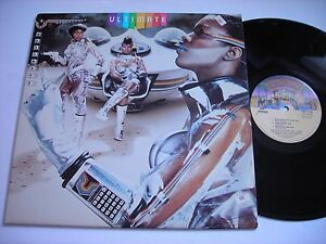 PROMO-Ultimate-Self-Titled-1980-Stereo-LP-VG