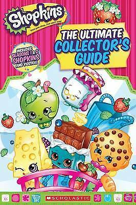 1 of 1 - Shopkins: Ultimate Collector's Guide by Jenne Simon (Paperback, 2015)