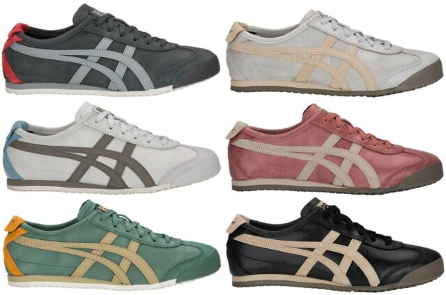 buy popular 1e098 66887 Mexico 66 Onitsuka Tiger Asics Shoes 1183A148 D2J4L Mexico Sneaker Vintage