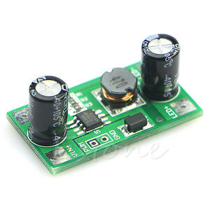350mA 1W LED Driver PWM Light Dimmer DC-DC Step Down Module 5-35V
