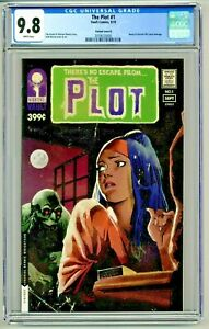 The-Plot-1-CGC-9-8-Variant-Cover-B-House-of-Secrets-92-Homage-Edition-2019-HTF