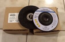 "Barnes 4-1/2""x1/4""x7/8  Grinding Wheels  Type 27 BD3047 (10 Pieces)"