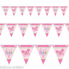 7c92fca6180c Little Elephant Yellow Baby Shower Banner Pennant Banners Bunting ...