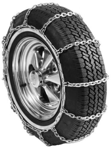 Rud Square Link Tire Chains 155//80R12  Passenger Vehicle Tire Chains