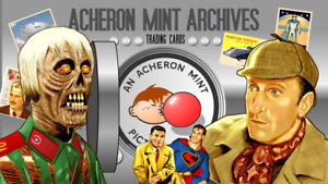 Acheron-Mint-Archives-Dick-Tracy-Superman-Sherlock-Holmes-Gort-UFOs-card-pack