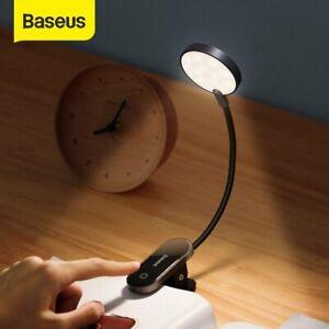Baseus Magnetisch LED Tischleuchte Touch Dimmbar Schreibtischlampe Akku Leselamp