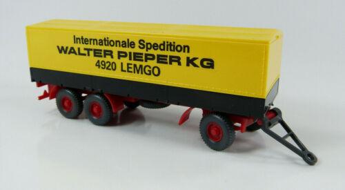 k8-a4 Colgante Walter Pieper kg transportista Wiking 1:87 h0 sin OVP