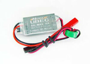 HENGE 6A Extraposition UBEC 7-25.5V 6S Input Switch Mode U-BEC,receiver APM PIX