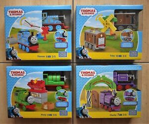 Details about THOMAS THE TANK MEGA BLOKS THOMAS CROSSING PERCY MAIL TOBY  WINDMILL or CHARLIE