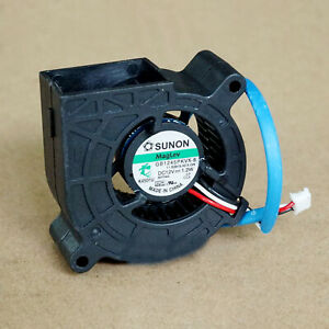 SUNON-GB1245PKVX-8-4-5CM-4520-12V-1-2W-Turbo-Blowers-Projector-Cooling-Fan