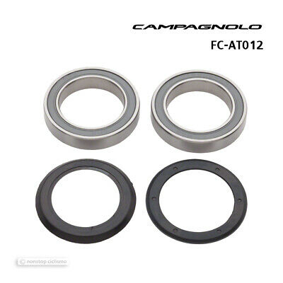 New Campagnolo Power Torque Crankset BB Bearings /& Seals FC-AT012 GENUINE Boxed