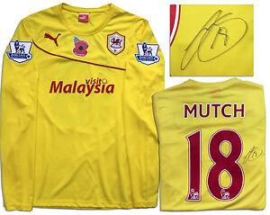Image is loading Jordon-Mutch-Match-Worn-Cardiff-City-Shirt-COA bcf118c8e