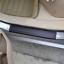 4x-Carbon-Fibre-3D-Car-Door-Sill-Scuff-Protector-Plate-Sticker-Cover-Tool-UK miniatura 7