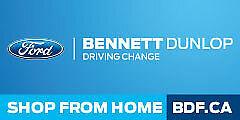 Bennett Dunlop Ford