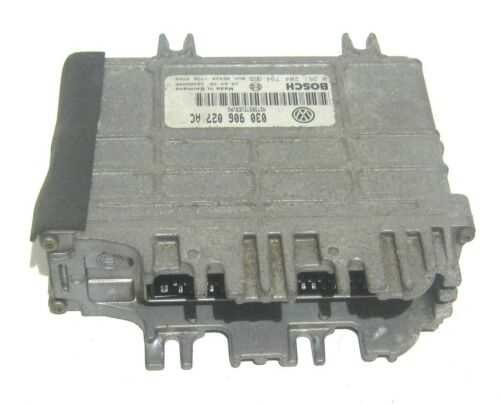 Motorsteuergerät VW Polo 6N 6N1 1,4l 44 KW 60PS  AKV  Bj.97-99 030906027AC