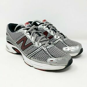 New Balance 470 v2 Running Shoes Silver Red M470SR2 Mens Size 9 ...