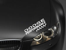 Performance Sticker fits Dodge Charger Viper SRT RAM Durango Hemi Emblem Logo