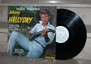 johnny-hallyday-Douce-violence-salut-les-yeyes-dial-LP
