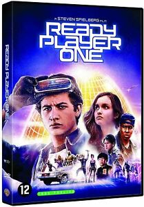 Ready-Player-One-Steven-Spielberg-DVD-NEUF-SOUS-BLISTER-Tye-Sheridan