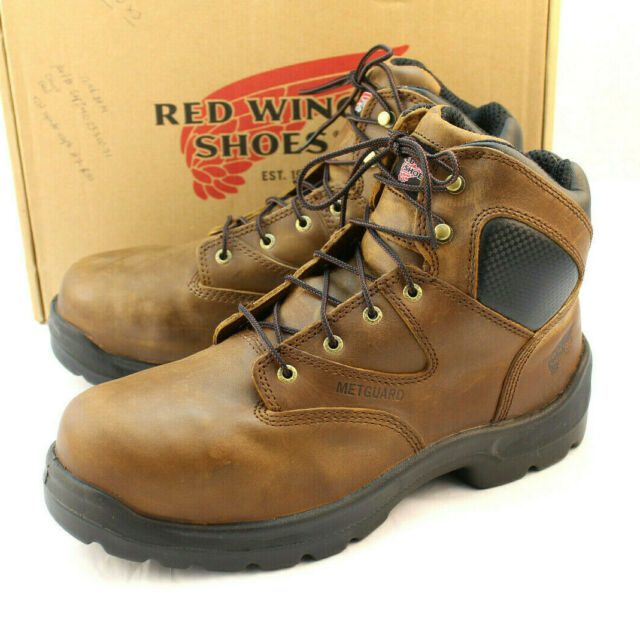 Red Wing 4421 Size 11 D Safety Toe EH