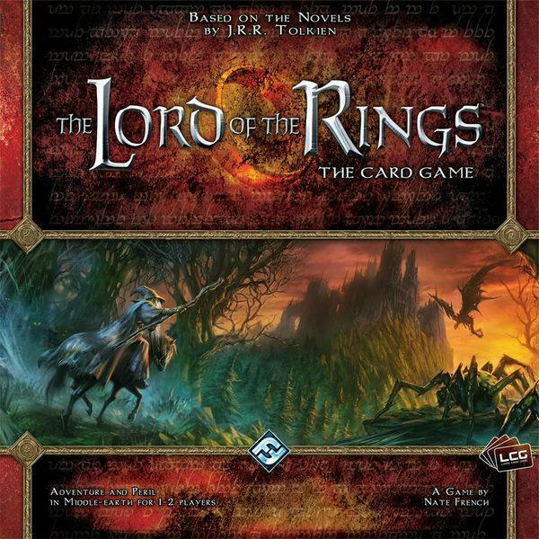 LORD OF THE RINGS: The Card Game Core Set ~ (LOTR, LCG) FACTORY SEALED ~ NEW ~