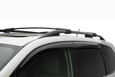 BRIGHTLINES CROSS BAR CROSSBARS ROOF RACK FOR 2019 SUBARU ASCENT AERO STYLE
