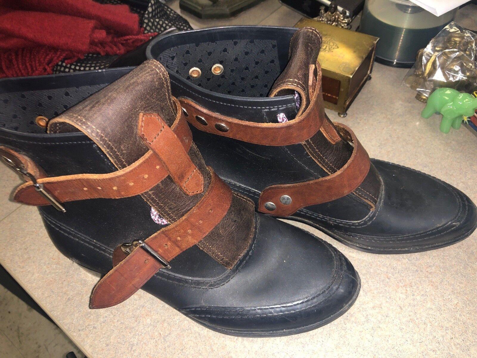 supporto al dettaglio all'ingrosso Vivienne Westwood Uomo Ankle stivali stivali stivali EUR 43  grandi prezzi scontati