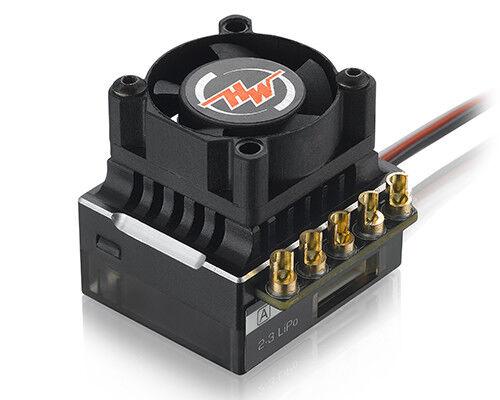 Hobbywing Xerun XR10 Justock Regulador Brushless 45A 1 10-1   12 Modelismo