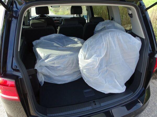 VW Touran 1,6 TDi 110 Comfortline DSG 7prs - billede 4