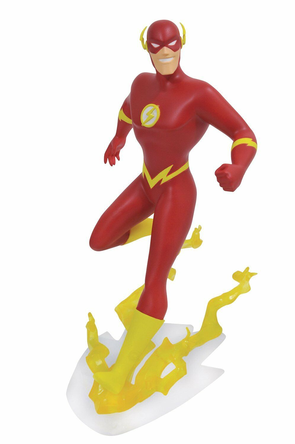 DIAMOND SELECT TOYS DC Gallery  Justice League Unlimited Animated Flash Figure