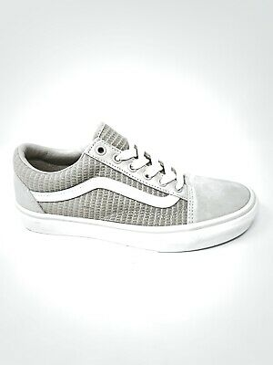 Amputé Right Shoe seulement vans old school Rainy Day/BLANCHE NEIGE wooven US 5.5 W | eBay