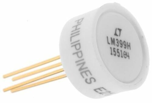 ±5 /% 4-Pin, Fixed Shunt Voltage Reference 6.95V Linear Technology LM399H#PBF