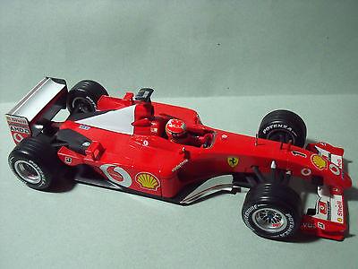 Für Pilot//Fahrerfigur M.Schumacher Ferrari Formel 1 1997 1//18 Decal