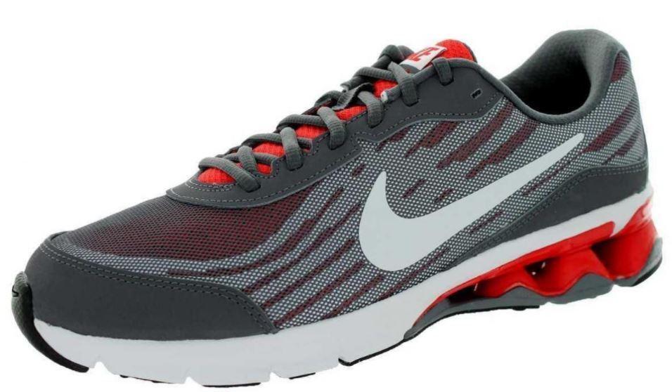 Nuevo en Caja Hombre Auténtico Nike Reax Run 9 Linterna Zapatillas para Correr