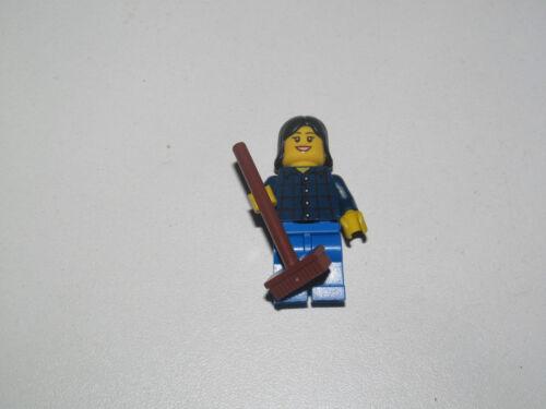 Lego ® Minifigure Figurine Personnage City Ville Femme Lady Woman Choose Minifig