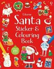 Santa Sticker and Colouring Book by Sam Taplin (Paperback, 2014)