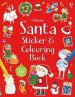 Santa Sticker and Colouring Book by Sam Taplin (Paperback, 2014)