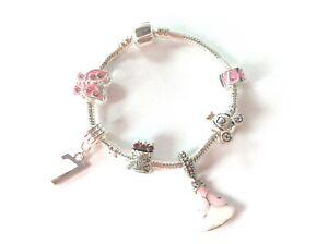 braccialetti pandora per bambina